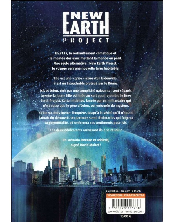 New earth project liliroulotte librairie jeunesse et new earth project new earth project annul afficher toutes les images publicscrutiny Image collections