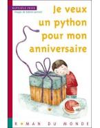 Je veux un python pour mon anniversaire