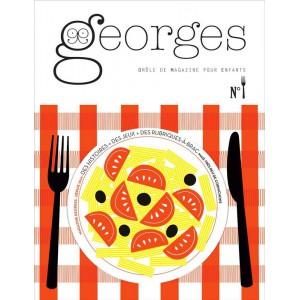 Magazine Georges N°Fourchette