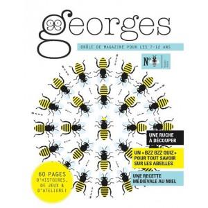 Magazine Georges N°Abeille