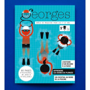 Magazine Georges N°Palme