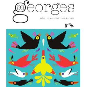 Magazine Georges N°Oiseau
