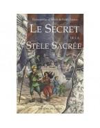 Le secrète la stèle sacrée