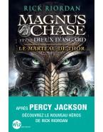 Magnus Chase et les dieux d'Asgard - Le marteau de Thor - Tome 2