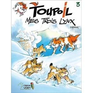 Toupoil (3) Mes trois lynxs