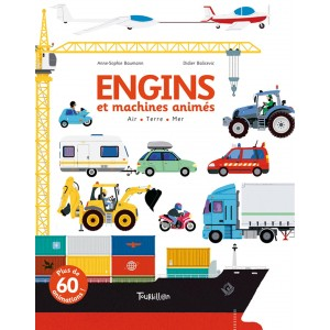Engins et machines animées