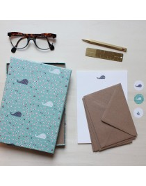 Papier à lettres - Coffret Monsieur Papier