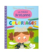 La petite bretonne (coloriage)