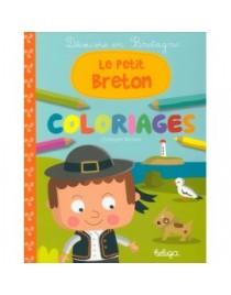 """Coloriages """"Le petit Breton"""""""