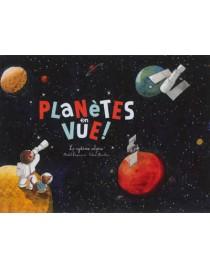 Planètes en vue! - Le système solaire