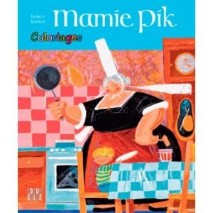 Mamie Pik - Coloriages
