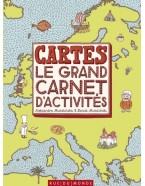 Cartes, Le grand carnet d'activités