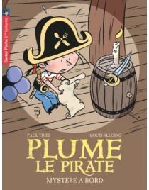 Plume le pirate - Tome 4 - Mystère à bord