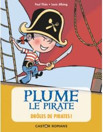 Plume le pirate - Tome 2 - Le trésor de l'île aux perles