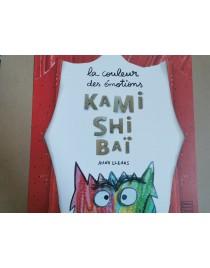 """Kamishibai """"La couleur des émotions"""""""