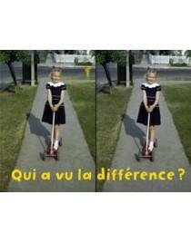 Qui a vu la différence?