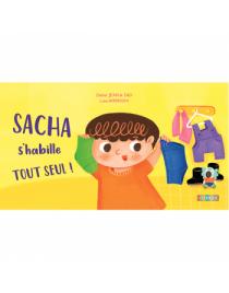 Sacha s'habille tout seul !