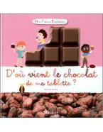 D'où vient le chocolat de ma tablette?