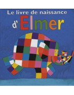 Le livre de naissance d'Elmer